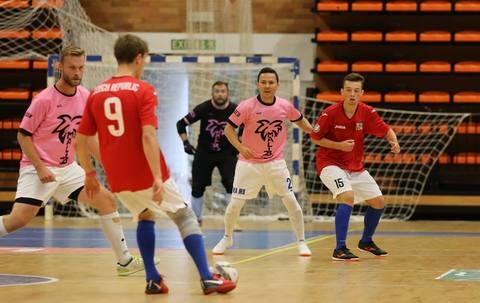e50f7df8bc7 Česká republika (neslyšící) - FC Malibu Mladá Boleslav
